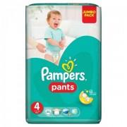Scutece Active Baby Pants 4 Jumbo Pack, 52 buc, Pampers