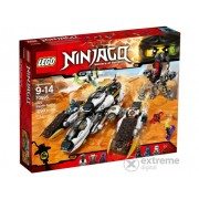LEGO® NINJAGO™ Avion pentru incursiuni invizibil 70595