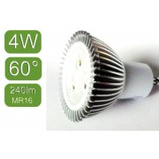 4W LED Spot MR16 melegfehér
