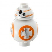 LEGO® Star Wars: BB-8 Astromech Droid Minifigure from Set 75015