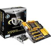ASRock X99 OC FORMULA/3.1 Carte mère Intel E-ATX Socket LGA 2011-3