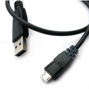 Câble De Connectivité Micro Usb Blackberry (Asy-18683-001 / Asy-18071-001) -Synchronisation Et Chargeur- Pour Bold: 9220, 9650, 9700, 9780 / Curve: 8520, 8530, 3g 9300, 8900 / Style 9670 / Torch: 9800
