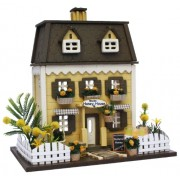 Billy handmade doll house kit Woody House collection Honey Shop 8816 (japan import)