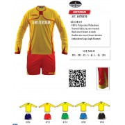 Legea - Completo Calcio Kit Amsterdam