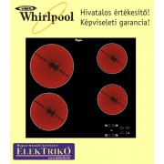 Whirlpool AKT 8090/NE beépíthető elektromos főzőlap