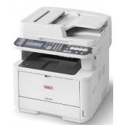 Multifunctional OKI MB472dnw, laser alb-negru, A4, 33 ppm, Duplex, RADF, Retea, Wireless