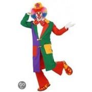 Clowns jas voor volwassenen 52 (l)