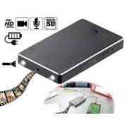 SOMIKON Batterie d'appoint 5000 mAh avec caméra HD intégrée ''PB-50.c''