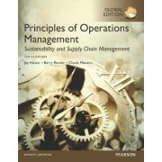 Principles of Operations Management: Sustainability and Supply Chain Management by Jay Heizer