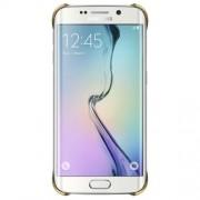 Capac protector Samsung Clear Cover EF-QG925 pt Galaxy S6 Edge G925