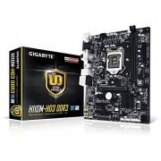 Gigabyte GA-H110M-HD3 H110 LGA1151 Intel Micro ATX (DIMM DDR3-SDRAM DDR3L DDR3-SDRAM Intel Dual PC Intel)