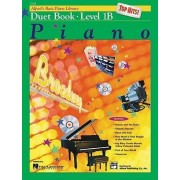 Alfred's Basic Piano Library Top Hits! Duet Book, Bk 1b by E L Lancaster