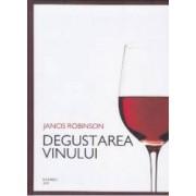 Degustarea vinului - Jancis Robinson