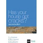 Has Your House Got Cracks? by Tim Freeman