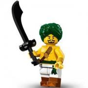 Идентифицирана минифигурка Лего Серия 16 - Пустинният войн - Lego series 16 - Desert Warrior, 71013-2