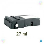 Cartouche Machine a Affranchir Compatible MAILMAX FR24002200 Bleu