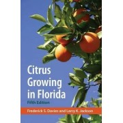Citrus Growing in Florida by Professor of Horticulture in the Department of Horticultural Sciences Frederick S Davies