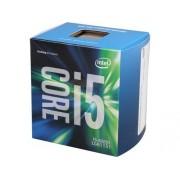Intel Box Core Processore i5-6600, Argento