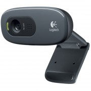 Webcam Logitech C270 - Negro