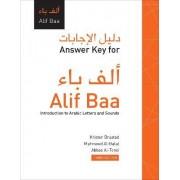 Answer Key for Alif Baa by Kristen Brustad