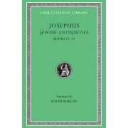 Works: Jewish Antiquities, Bks.XII-XIII v. 9 by Flavius Josephus