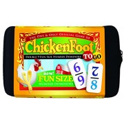 Chickenfoot To Go, Number Dominoes by Puremco
