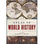 Atlas of World History by Director of the Institute of Historial Research Patrick O'Brien
