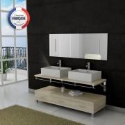 Distribain Meubles salle de bain DIS985SC Scandinave
