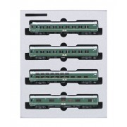 Limited Express Sleeping Cars Series 24 `Twilight Express` (Add-on 4-Car Set) (japan import)