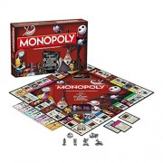 Toy - Board Game - The Nightmare Before Christmas - Monopoly by USAopoly