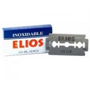 Lame da Barba Acciaio INOX - ELIOS 10pz