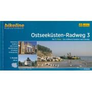 Fietsgids Bikeline Ostseeküstenradweg 3: Polen - Ahlbeck / Usedom nach Danzig | Esterbauer