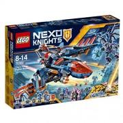 Lego - 70351 - Nexo Knights - Il Falcon Fighter di Clay
