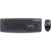 Kit Tastatura cu Mouse Genius KM-110X PS2