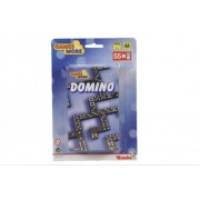 Simba 106051612 - Games And More, Domino in legno