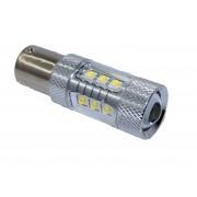 Ampoule HPC 80W LED 1157 - Culot BAY15D P21/5W - Anti Erreur OBD -...