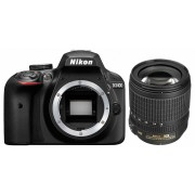 Nikon D3400 kit (18-105mm f/3.5-5.6G ED VR)