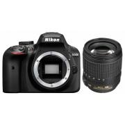 Nikon D3400 kit (18-105mm f/3.5-5.6G ED VR)