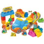 Clementoni Clemmy Plus Building Fun Playset (40 Piece)