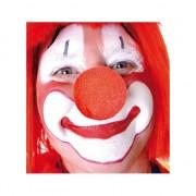 Rode opzet clownsneus foam