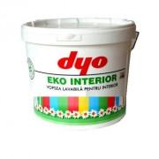 Vopsea lavabila Dyo Eko Interior mata – 7.5L