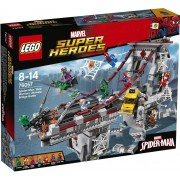 LEGO Superheroes 76057 Web Warriors ultiem brugduel
