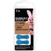 Duracell Pile audiophone (DA675)