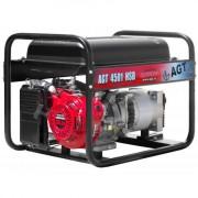 AGT 4501 HSB R26 Honda Generator de curent monofazat , puteremotor 4.200 W , tip motor GX 270 -4 timpi