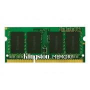 Kingston - DDR3 - 8 Go - SO DIMM 204 broches - 1333 MHz / PC3-10600 - CL9 - 1.5 V - mémoire sans tampon - non ECC - pour HP EliteBook 2170, 25XX, 2760, 84XX, 85XX, 87XX\; ProBook 4540, 6360, 64XX...