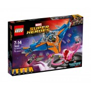 LEGO Super Heroes 76081 - The Milano vs. The Abilisk
