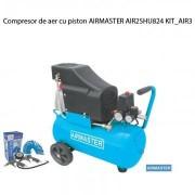 Compresor de aer cu piston AIRMASTER AIR2SHU824 KIT_AIR3