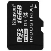 Card de memorie Kingston SDCIT/16GBSP, microSDHC, 16GB, Clasa 10, UHS-I