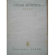 Opere Vol.1 Schite Povestiri Nuvele Editie Critica De Mihai Dascal - Cezar Petrescu