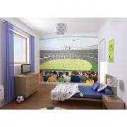 Tapet Walltastic Football Crazy Mural